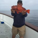 Donny with a nice Vermilion